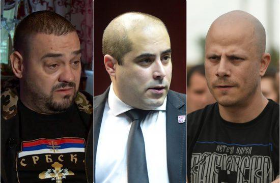 Pavle Bihali, Misa Vacic i Igor Bilbija