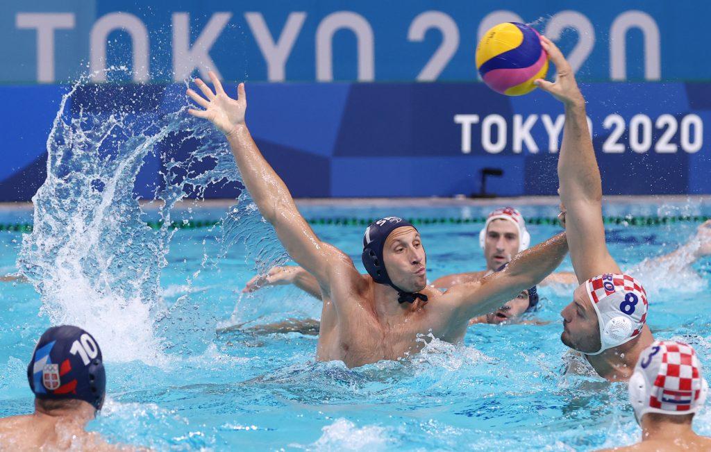 Srbija vs Hrvatska vaterpolo