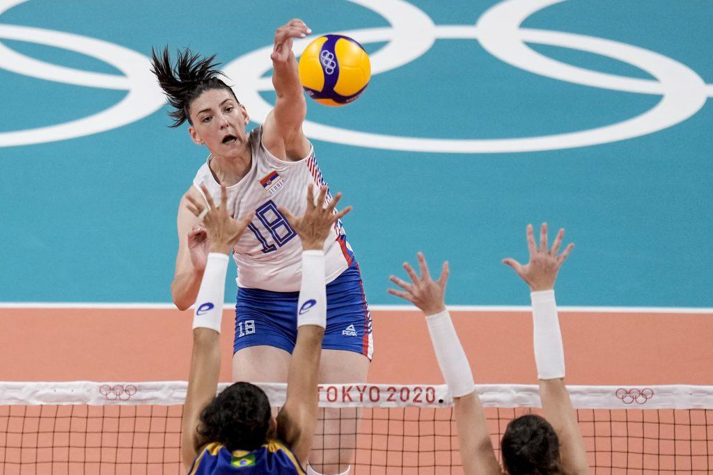 Srbija vs Brazil odbojka