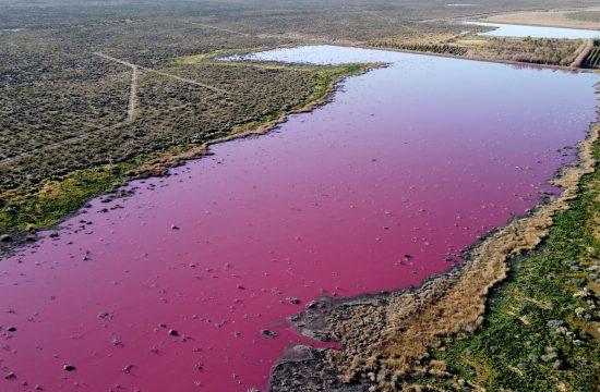Argentina jezero