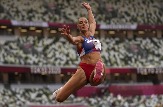 Ivana Španović Olimpijske igre
