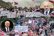 Protesti Ukrajina Rusija Vladimir Putin Aleksandar Lukasenko