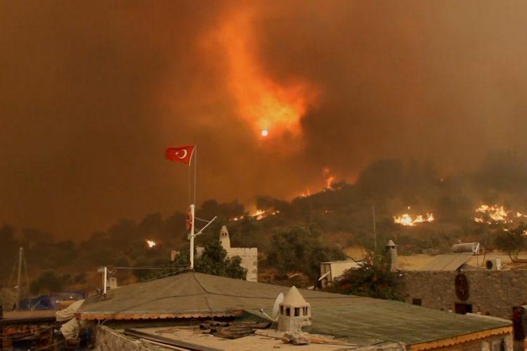 Požari u Turskoj