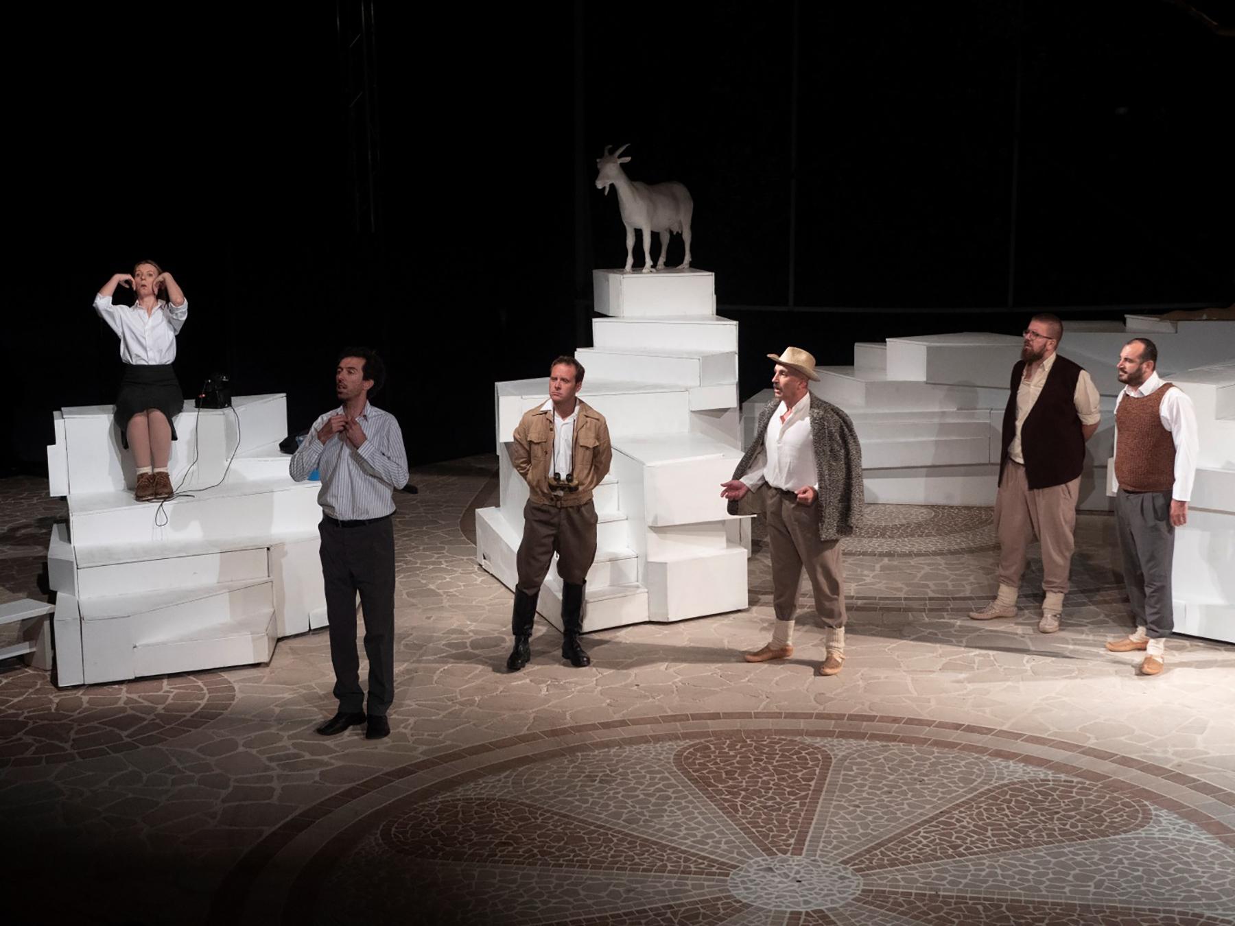 Predstava Kozocid, Budva Grad teatar