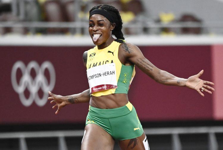 Atletičarka sa Jamajke uzima zlato na 100 i 200 metara u Tokiju