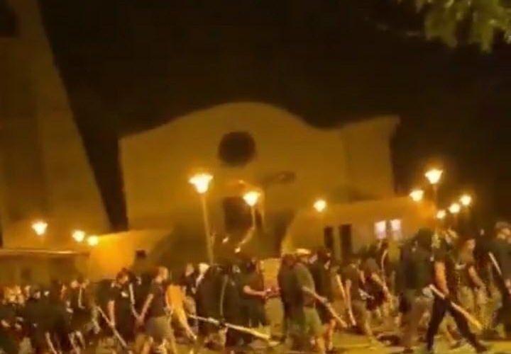 Tuča navijača u Zagrebu
