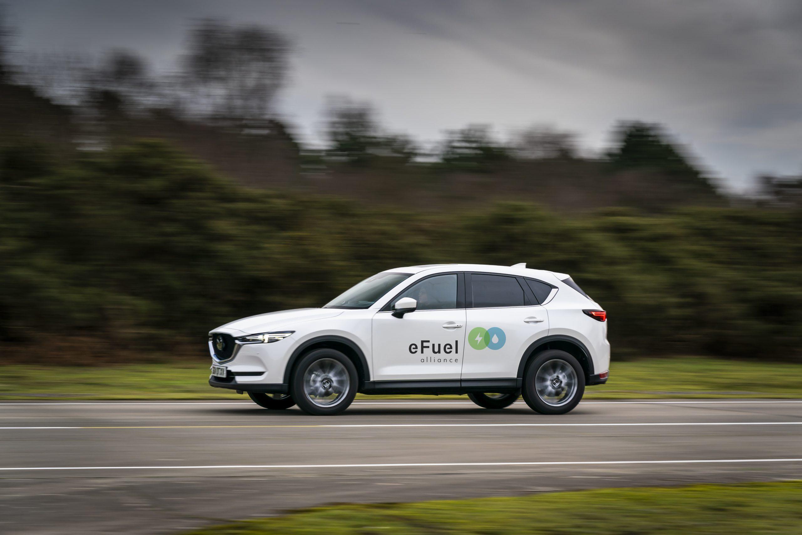 e-goriva, e goriva, e-gorivo, e gorivo, auto, automobil, Mazda