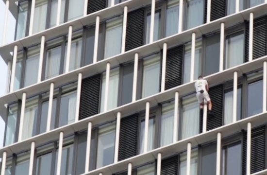 Penjanje na zgradu