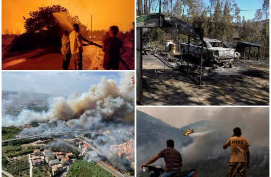 Požari, požar, grčka, italija, španija, turska