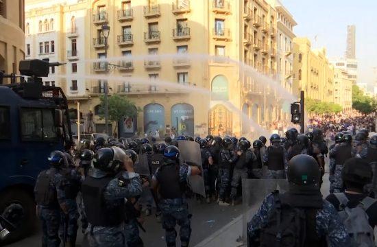 okršaj Bejrut