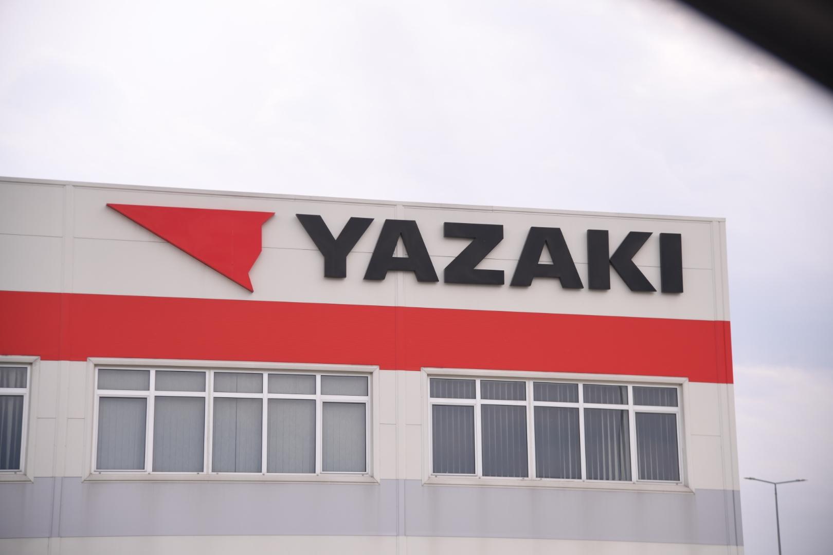 Fabrika Yazaki Jazaki
