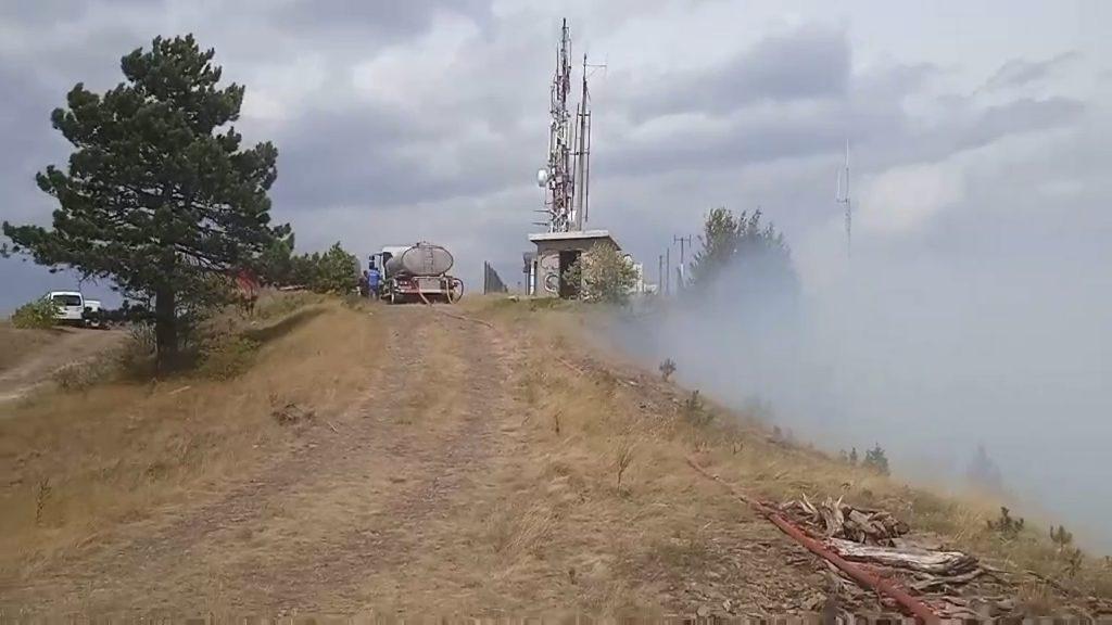 Požar Zlatibor