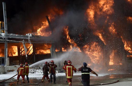 Bejrut eksplozija