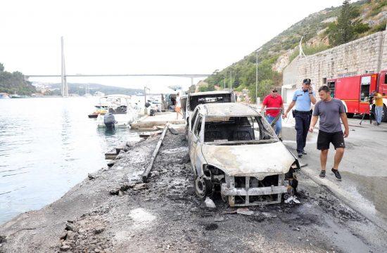 Mirinovo, požar, Dubrovnik