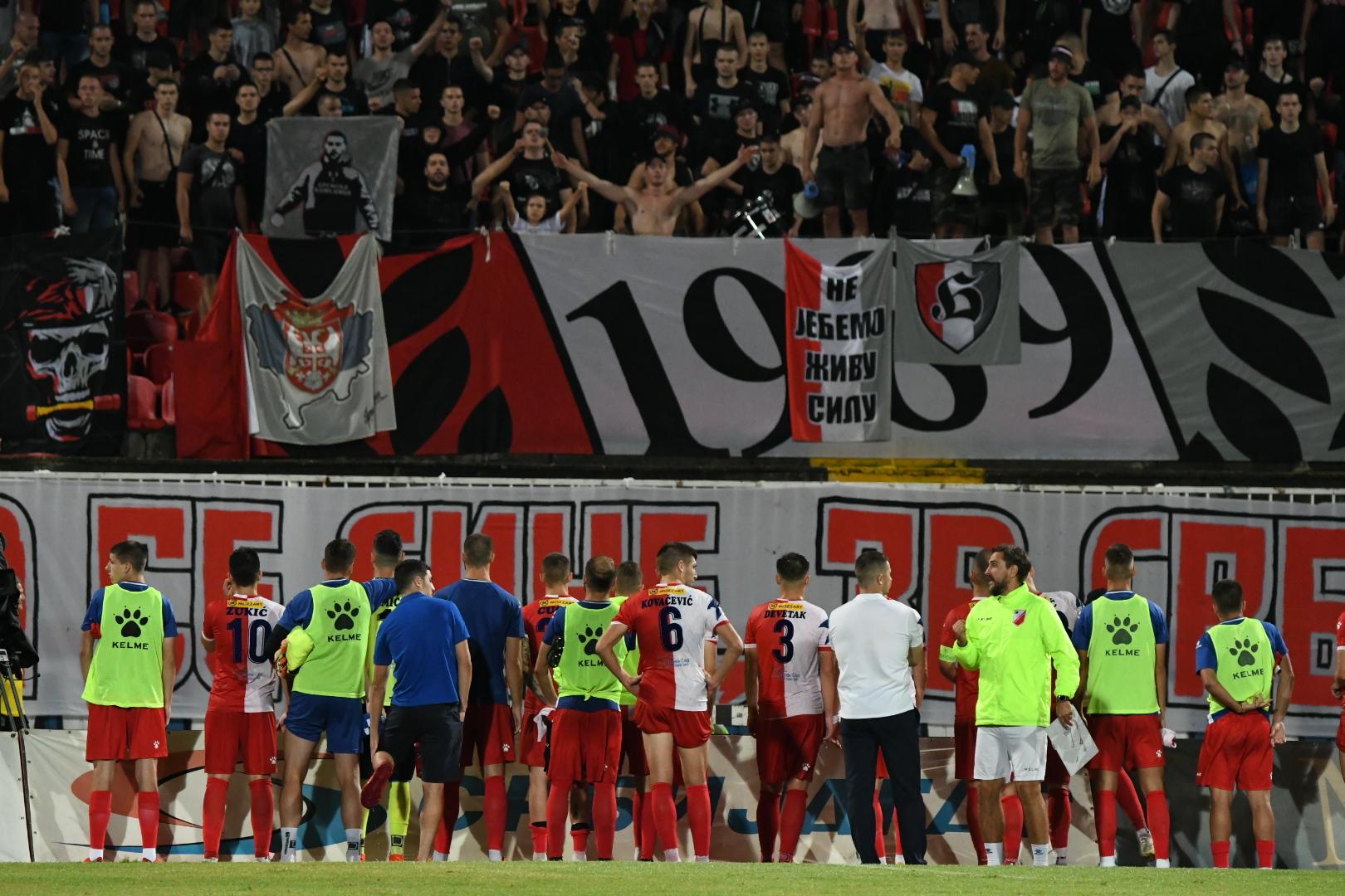 Novi Sad 05.08.2021. Vojvodina, Las, utakmica, fudbal