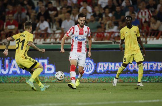 FK Crvena zvezda, FK Šerif