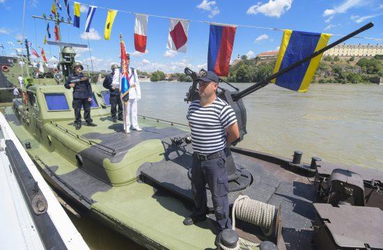 Dan recne flotile Novi Sad
