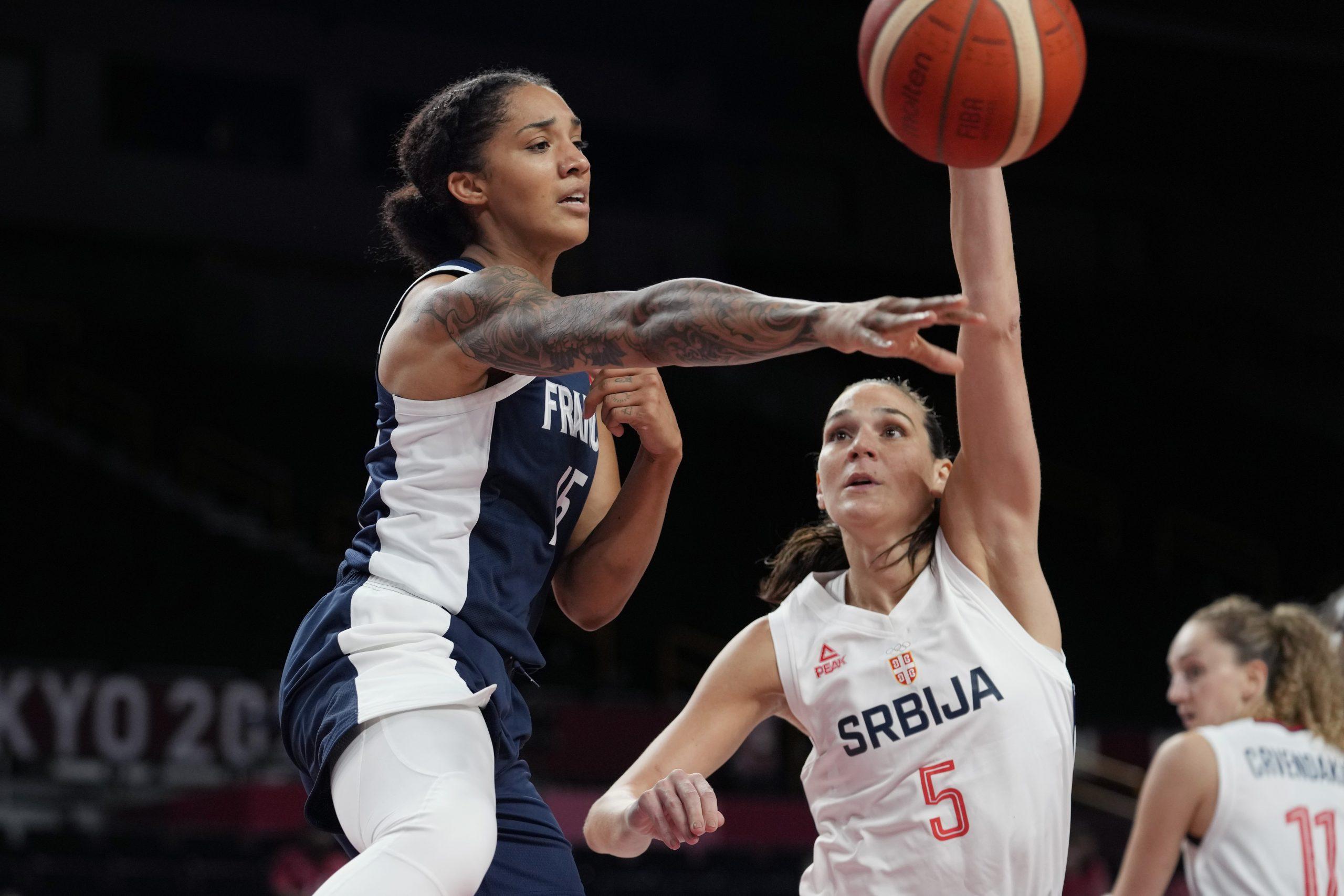 Ženska košarkaška reprezenetacija Srbije, Sonja Vasić