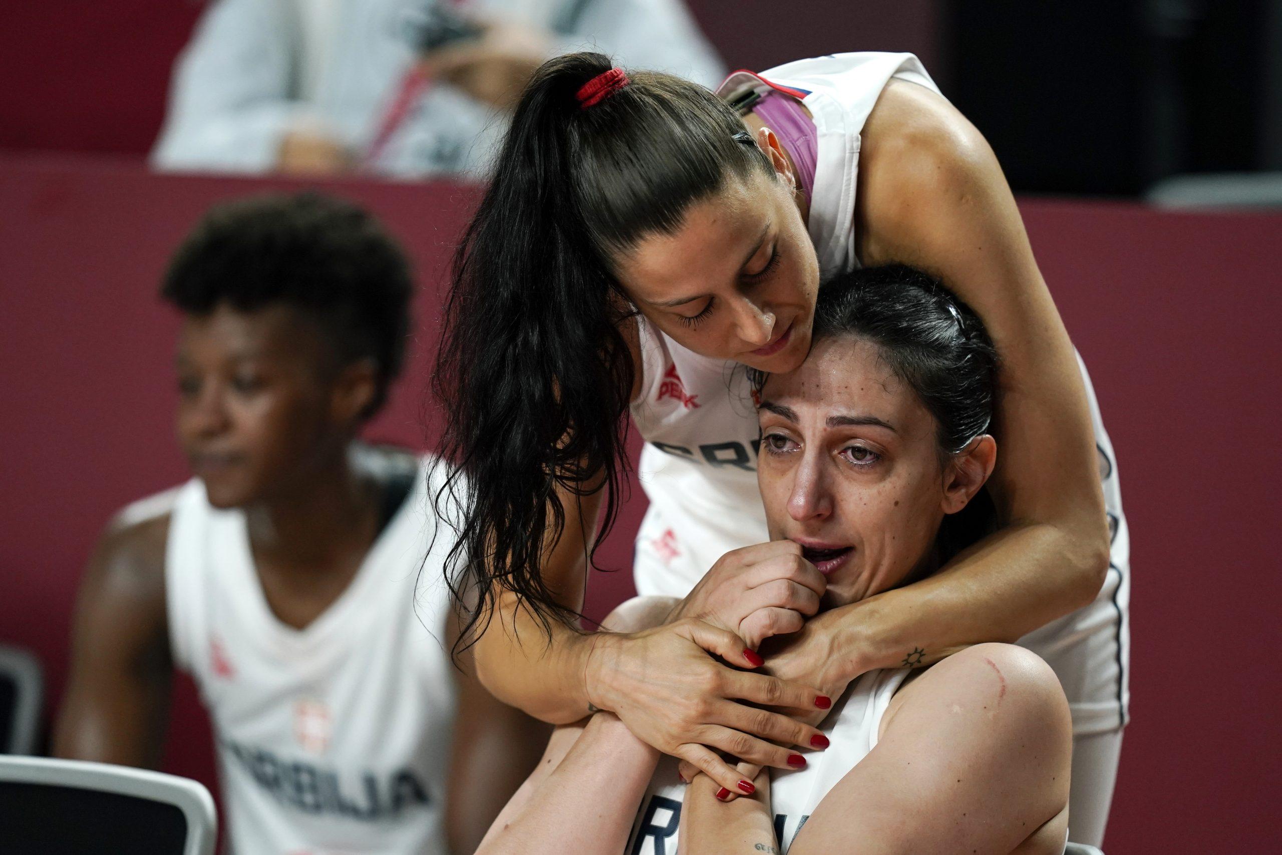 Ženska košarkaška reprezenetacija Srbije, Jelena Bruks