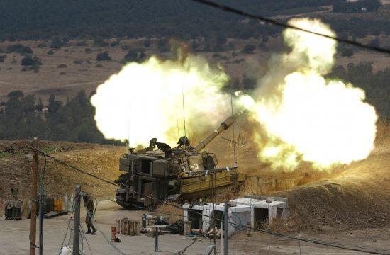 Izrael Liban napad