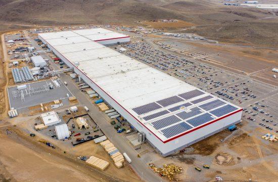 Tesla fabrika za proizvodnju baterija u Nevadi