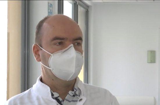 Dr Boris Đinđić, dr Boris Djindjić, nekadašnji rukovodilac Kovid bolnice u Kliničkom centru Niš, Klinički centar Niš, KC Niš