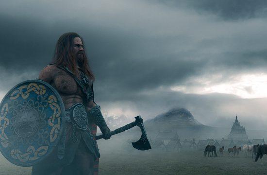 Viking ilustracija