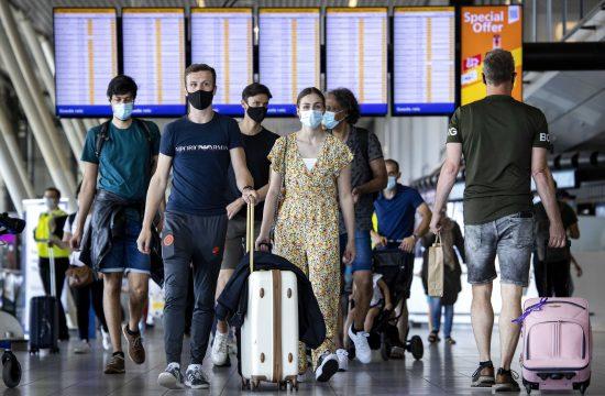 Putovanje tokom korona pandemije