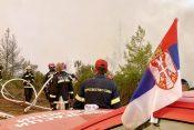 Evija Grcka srpski vatrogasci