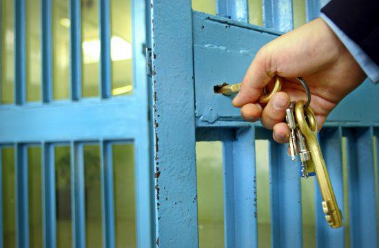 Zatvor, ključ, rešetke