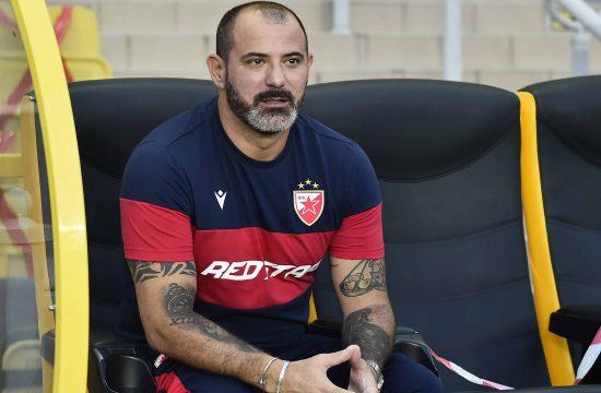Dejan Stanković, utakmica Crvena Zvezda, Šerif