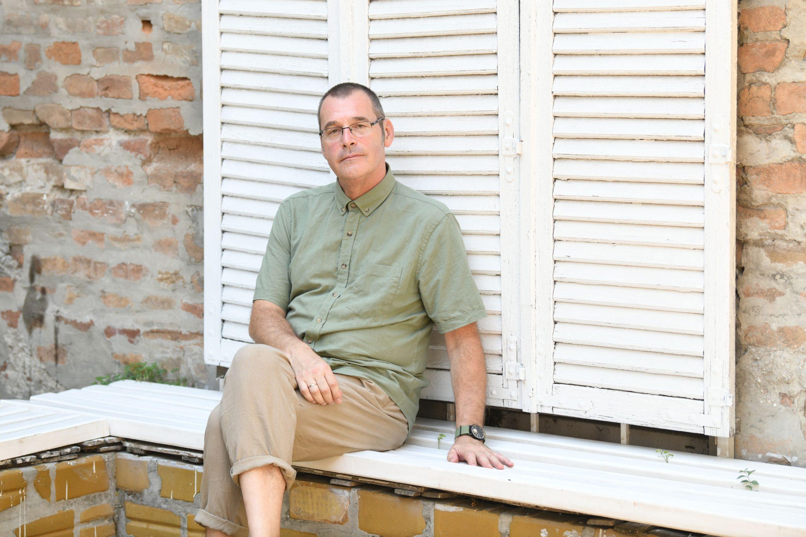 Vladimir Arsenijević, Krokodil