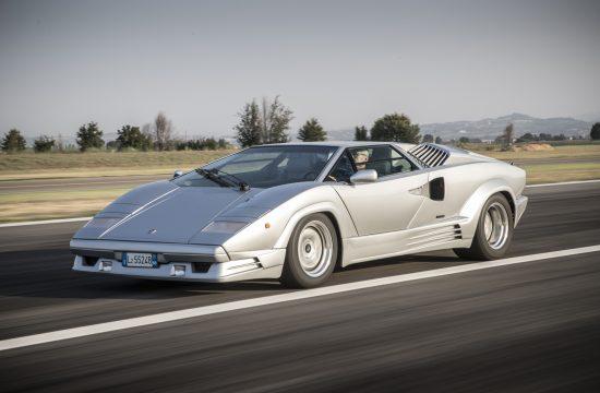 Countach, auto, automobil, Lamborghini, Lambordžini, Lamborgini