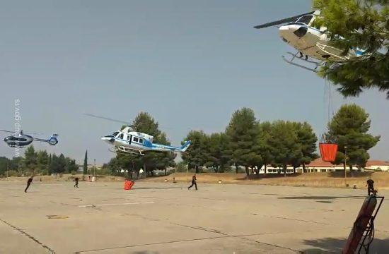 Srpski helikopteri Evija