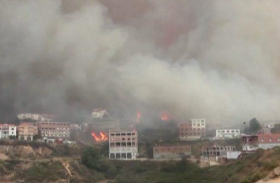 Požar u Alžiru