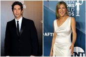 Dejvid Švimer, David Schwimmer i Dženifer Aniston, Jennifer Aniston