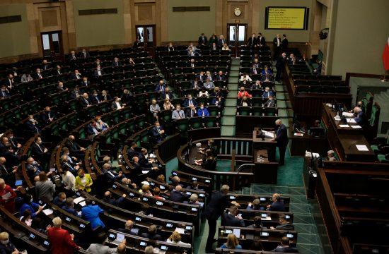 Poljska, parlament
