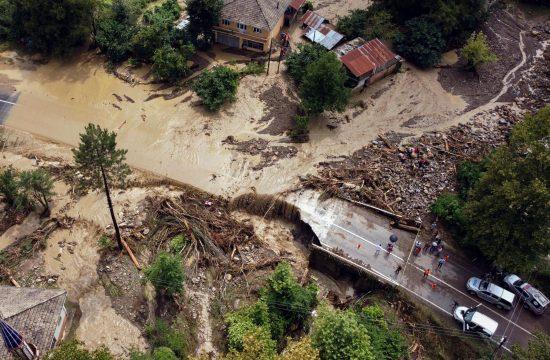 Turska, poplave, poplava