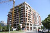 Zgrada na Novom Beogradu u Bloku 45 Novi Beograd zgrada izgradnja