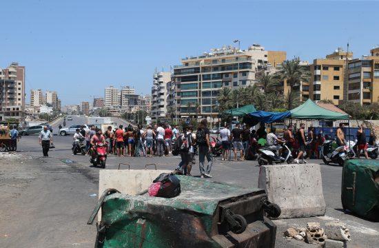 Bejrut protest
