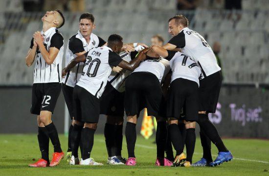 FK Partizan, FK Soči