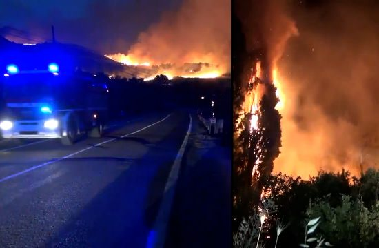 Požari Italija