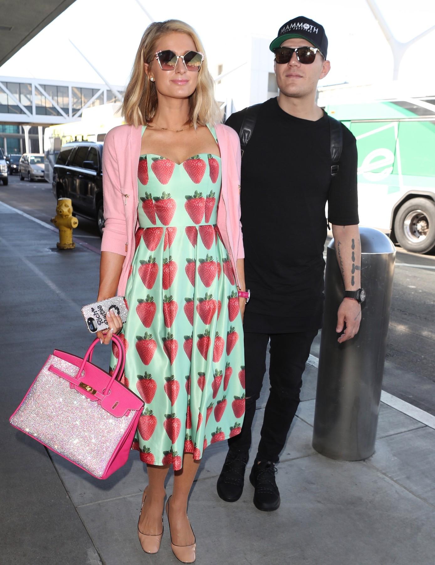 Paris Hilton verenik torba