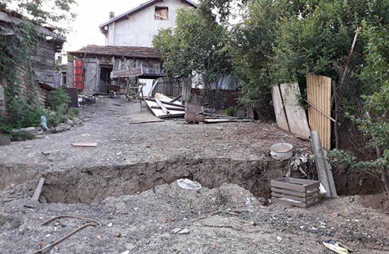 Rakovica, kuća, eksproprijacija, rušenje kuće, obilaznica, Koridori Srbije