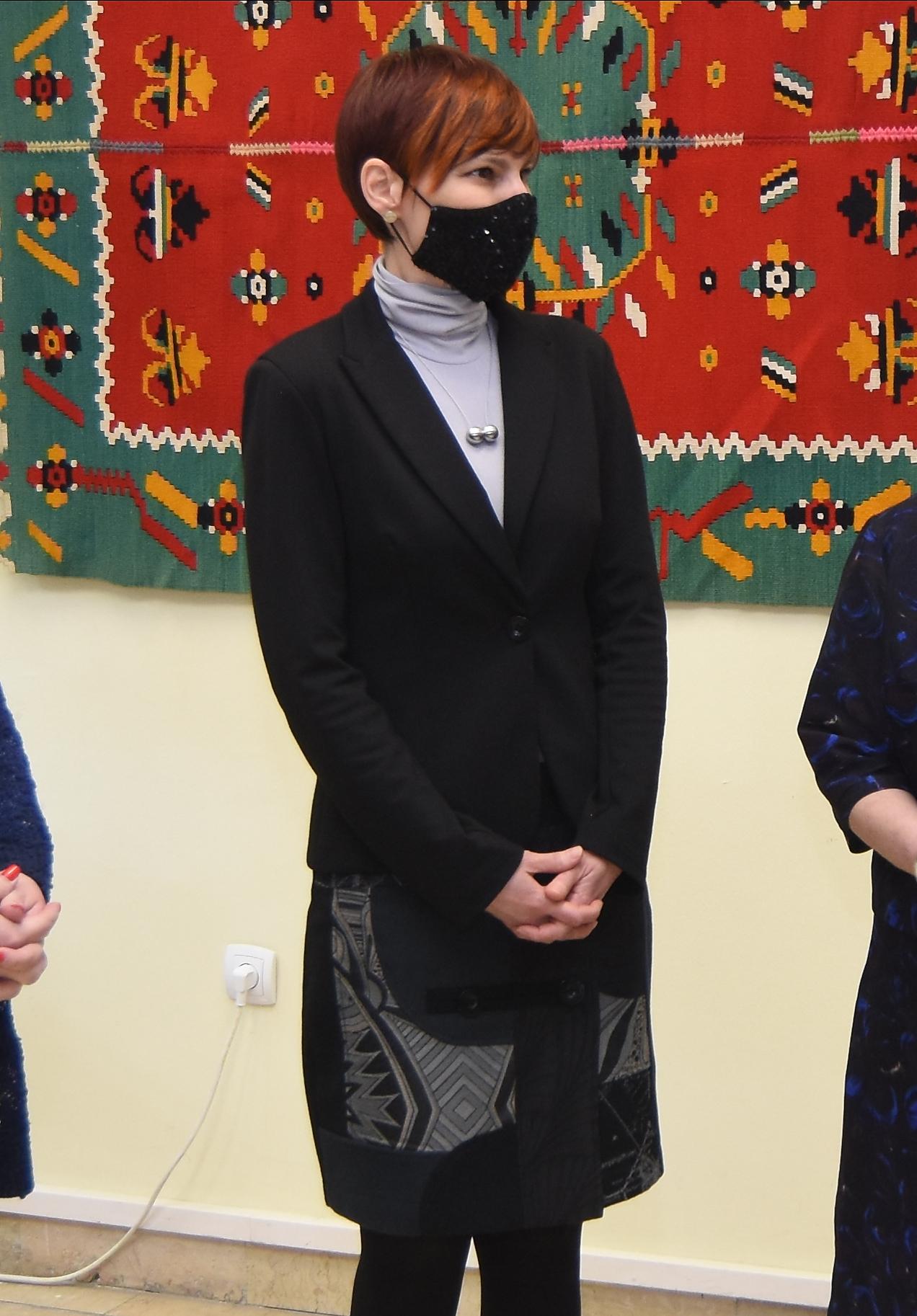 Tijana Stanković Pešterac, direktorka Muzeja Vojvodine