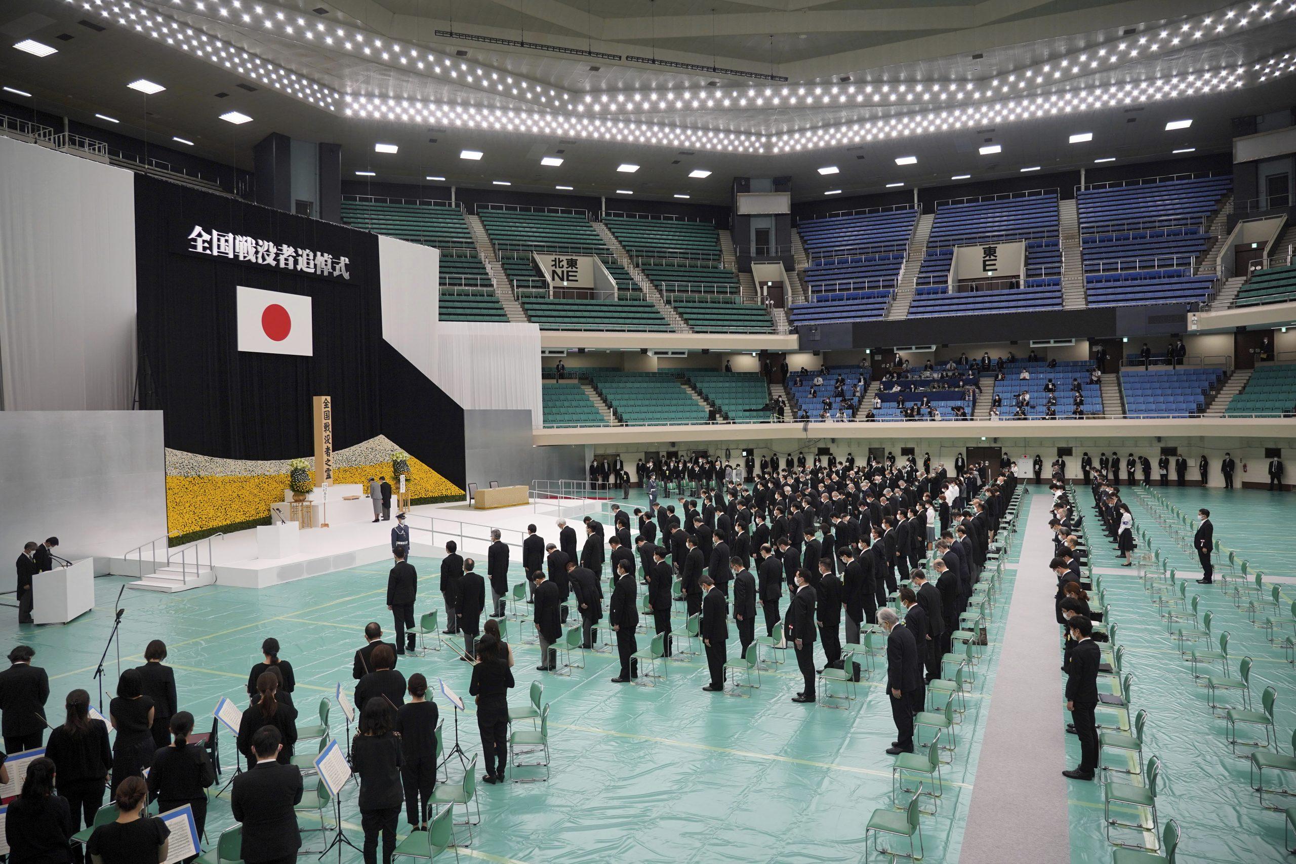 Japan, godišnjica, Drugi Svetski rat