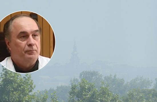 Dr Petar Borović, zagađenje, zagadjenje