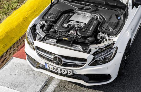 V8, AMG Foto: Mercedes