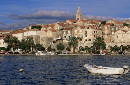 Korčula Hrvatska Dalmacija