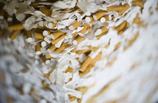 Cigarete ilustracija